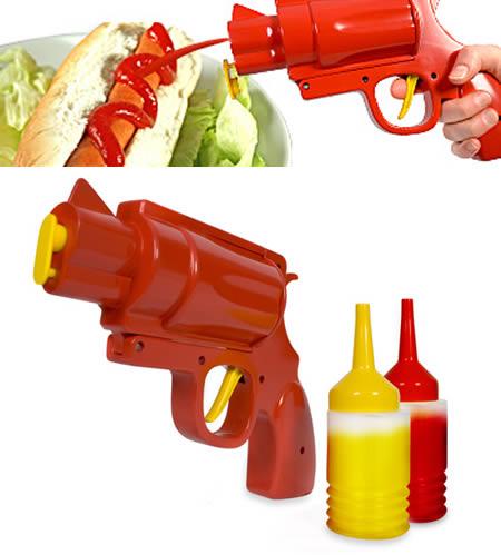 Ketchuppistole