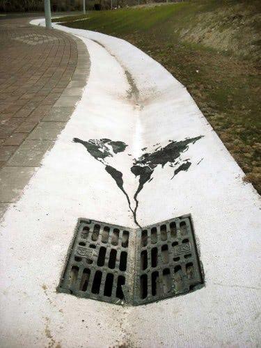 Die Welt am Abgrund?