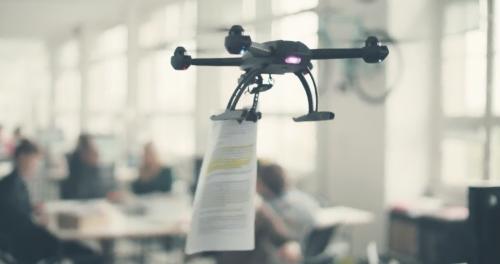 Sind Drohnen die Zukunft der Zusammenarbeit?